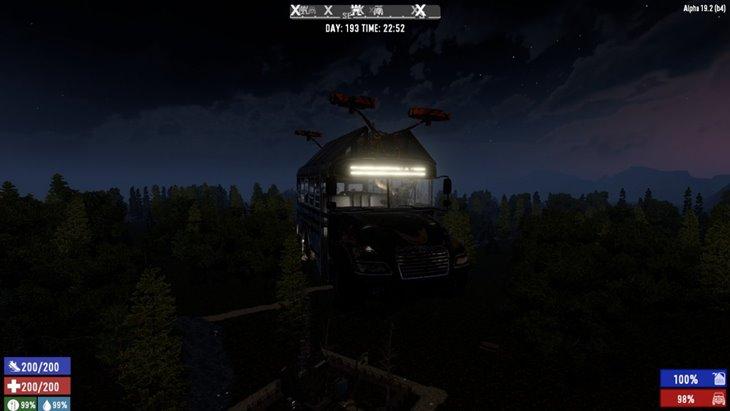 7 días para morir los vehículos del lado del servidor del paquete comunitario de snufkin captura de pantalla adicional 5