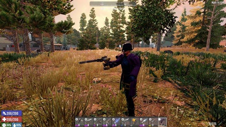 7 días para morir snufkin armas xpansion captura de pantalla adicional
