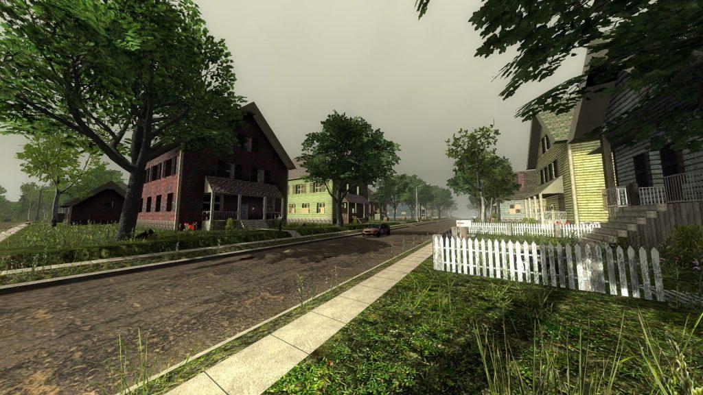 la zona rural de 7DTD