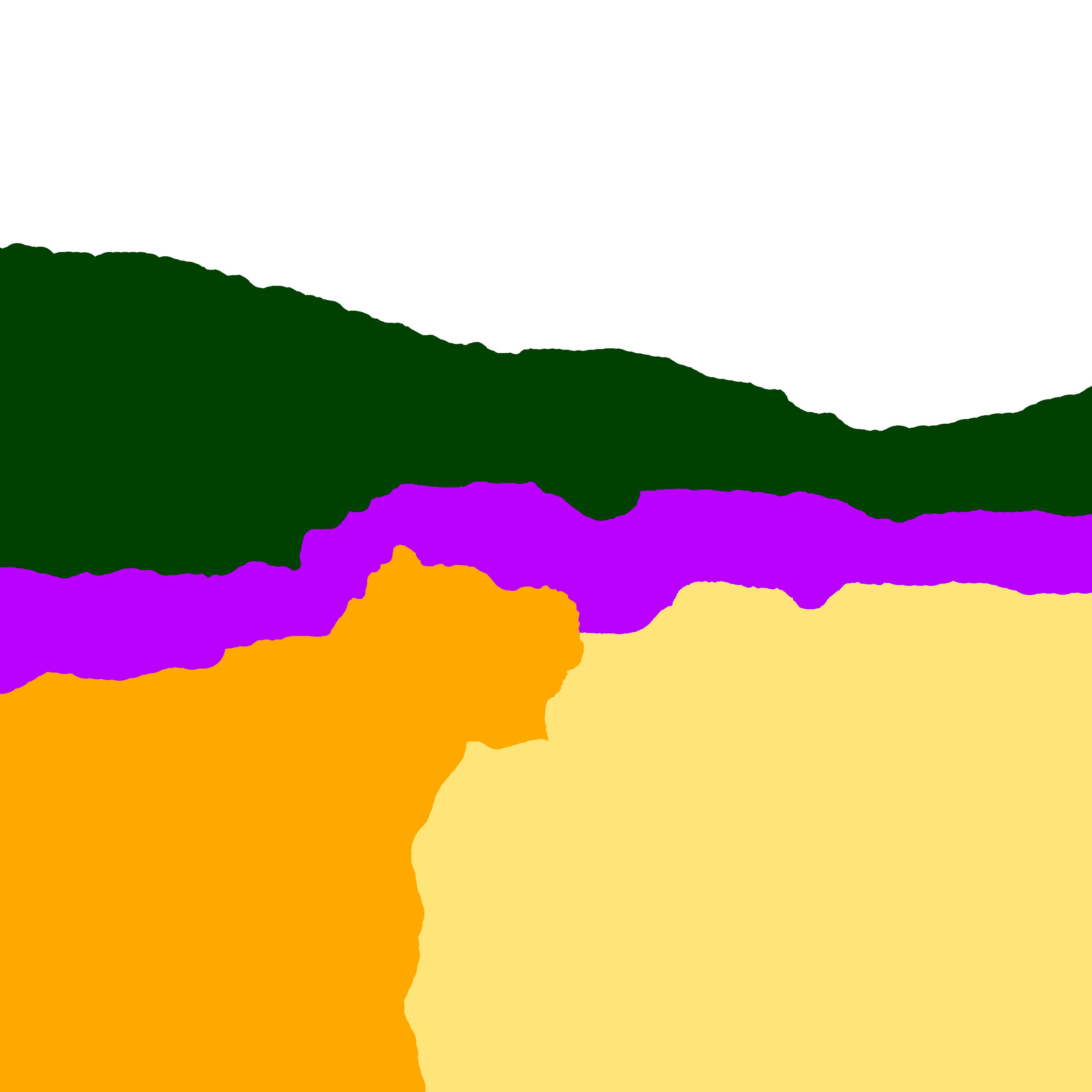 biomas del mapa navezgane de 7d2d
